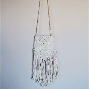 H&M Handbags - Knit Shoulder Purse