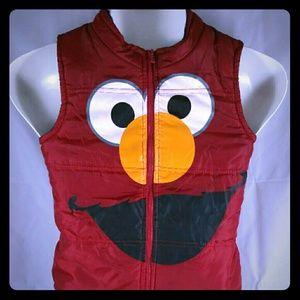Sesame Street Other - Kid's Elmo Vest