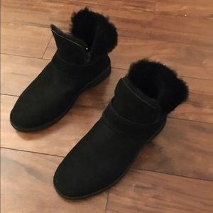 Ugg McKay women's boots-black