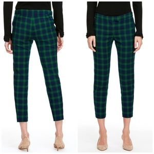 Vineyard Vines Pants - NWOT Vineyard Vines Toboggan Tartan Ankle Pants