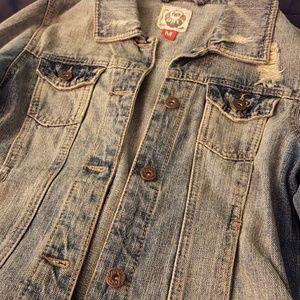 Freestyle Jackets & Blazers - Freestyle jean jacket