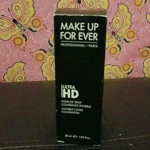 Makeup Forever Other - make up forever hd foundation 120