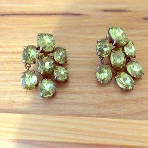 J. Crew bauble earrings