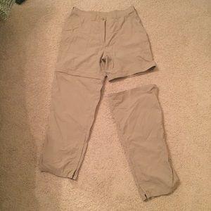 Exofficio Pants - ExOfficio convertible travel pants