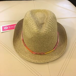Lilly Pulitzer for Target beach hat.