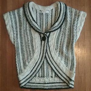 CAbi sweater vest