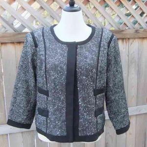 Narciso Rodriguez Jackets & Blazers - Narcisco Rodriguez jacket/blazer size XL