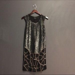 All Saints Dresses & Skirts - All Saints Bead and Sequin Dress