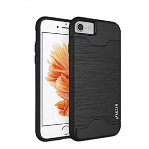 iPhone 7/7plus case w/ credit card slot