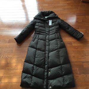 Cole Haan Jackets & Blazers - 🔴 Cole Haan Long Brown Down Coat