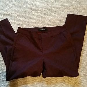 Liverpool Jeans Company Pants - NWOT Liverpool Patterned Ankle Pants