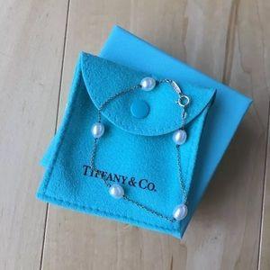 Tiffany & Co. Jewelry - Tiffany & Co Elsa Peretti Pearl Bracelet