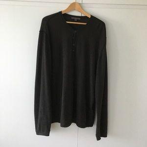 🎉 HP🎉 John Varvatos Cashmere Sweater