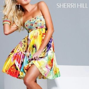 Sherri Hill Dresses & Skirts - Sherri Hill Short 9230 BRAND NEW