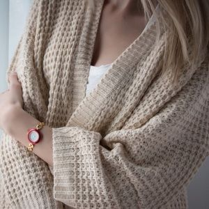 Sweaters - Spring Waffle Knit