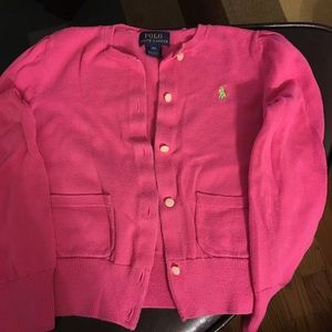 Ralph Lauren Polo. Has been worn.