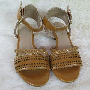 NWOB Sole Society Remmi Studded Sandal