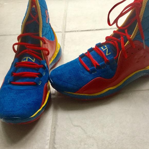 Rare Cam Newton Superman Shoesneakr