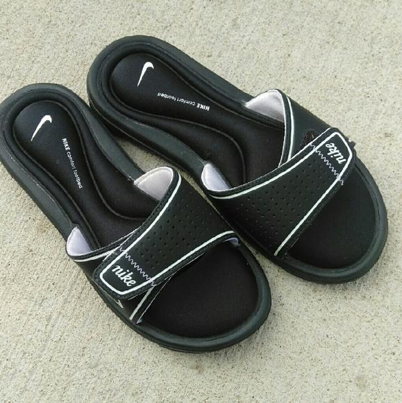 Nike Shoes | Nike Memory Foam Sandals