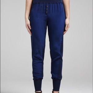 Chaser Pants - Chaser Silk Jogger Long John Pants size XS