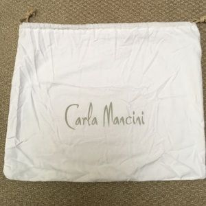 Carla Mancini Handbags - Carla Mancini dust bag