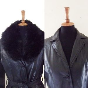 Wilsons Leather Jackets & Blazers - 🛑FINAL🛑 Wilsons Leather Jacket w/ Collar Medium