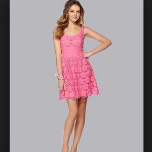 Lilly Pulitzer Eyelet Dress