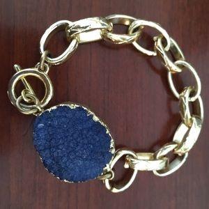 passion for vintage Jewelry - Passion for Vintage lapis bracelet