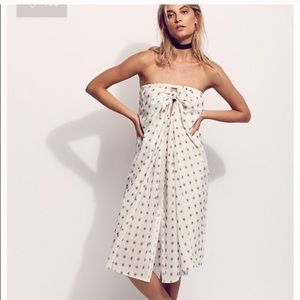 Free People Easy Breezy beach dress