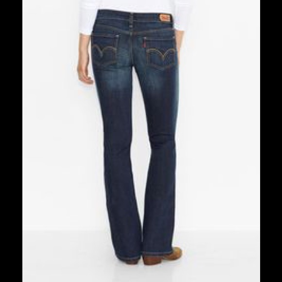 first rate fantastic savings beautiful in colour Levi's Bold Curve Boot Cut Jeans