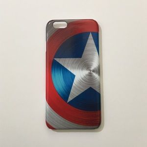 Omega Cases Other - SALE! Omega Cases Captain America iPhone 6/6s Case