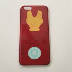 Omega Cases Other - SALE!! Omega Cases Iron Man iPhone 6/6s Case