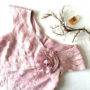 London Times Dresses & Skirts - NWT London Times Tiered Ruffle Dress