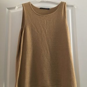 Ellen Tracy sleeveless top
