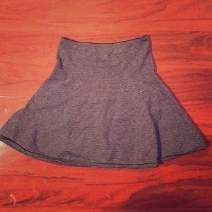 Zara Knit - mini Skirt -