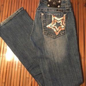 Miss Me Denim - Miss Me Jeans Size 28, Bootcut