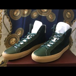 Common Projects Other - Common Projects Achilles Vintage High Sz 41