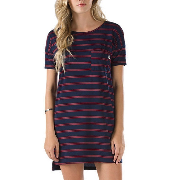 b7c93d43fd078 Vans Dresses | Reek Havoc T Shirt Dress | Poshmark