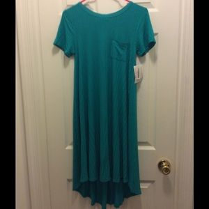 NWT Teal Carly from LuLaRoe!