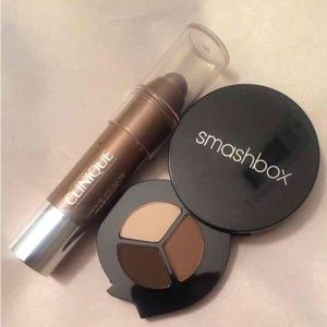 Smashbox Other - Smashbox photo op, Clinique chubby stick eyeshadow