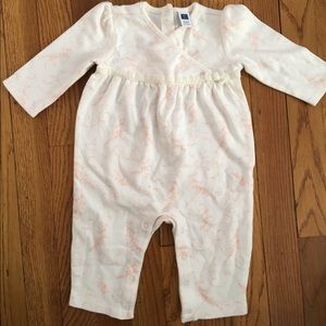 Janie and Jack Other - Janie and Jack 6-12 Month Baby Girl One Piece