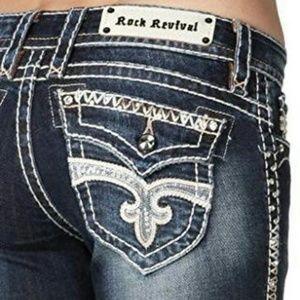 Rock Revival Denim - Rock Revival Jen B83 Boot Cut