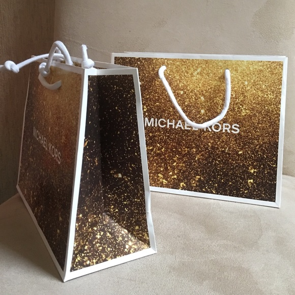 Michael Kors - 2 Small MK shopping bags from Tatiana's closet on ...