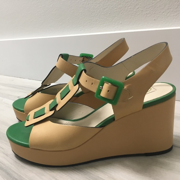 756675f06455 Clarks Shoes - Clarks   Orla Kiely sandals