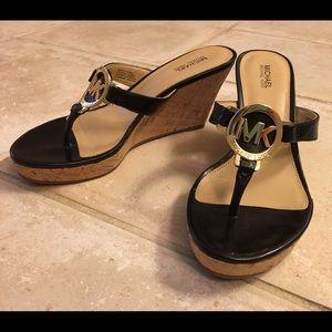 MICHAEL Michael Kors Shoes - Michael Kors Wedges, NWOT