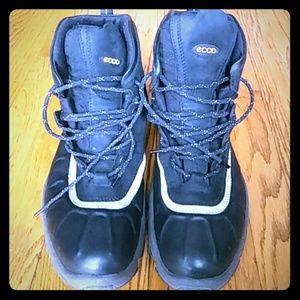 Ecco Other - Ecco Gore-Tex Men's Snow Boots Euro Size 45