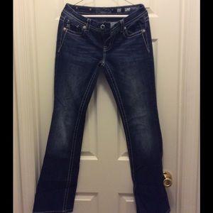 EUC Miss Me Jeans, Size 27