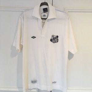 Umbro Other - Santos Futebol Club Memorial Dad Conquistas shirt