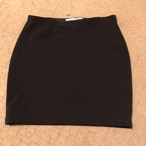 Forever 21 stretch mini skirt