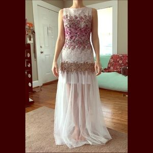 Formal Dress SZ S